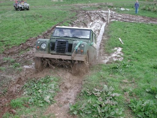Who is going bush this week-end? This track was a bit wet in places! Dog Tyred has off road tyres and muddies for all occasions.