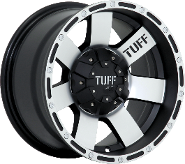 Outlaw, Tuff, Nightrider...any of these wheel description words sound like the man in your life? If so, remember it's Father's Day coming up in a few weeks, so lay-by him a set of hot new wheels for Fathers' Day now at Dog Tyred on 07-32858-100